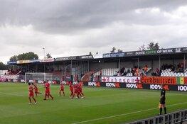 Snelle goal helpt Almere City FC langs FC Volendam