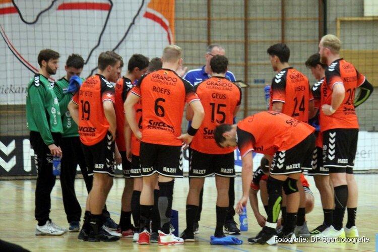 Handballers Volendam wachten nog altijd op eerste zege