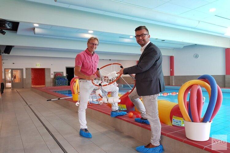 Edam-Volendam gestart met nieuw concept schoolzwemmen