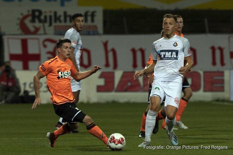 FC Volendam sterkste in vissersderby bij Telstar
