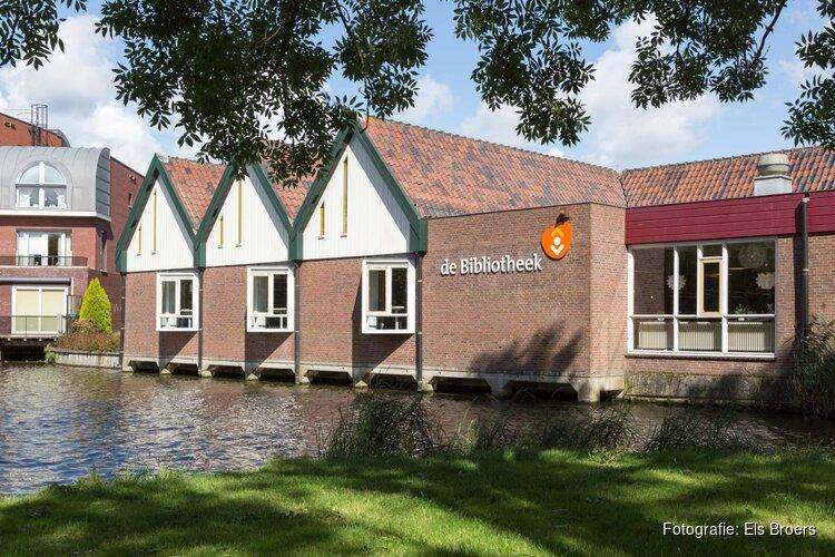 Peuterparty voor de kleinsten – En andere openingstijden in de Bibliotheek Volendam