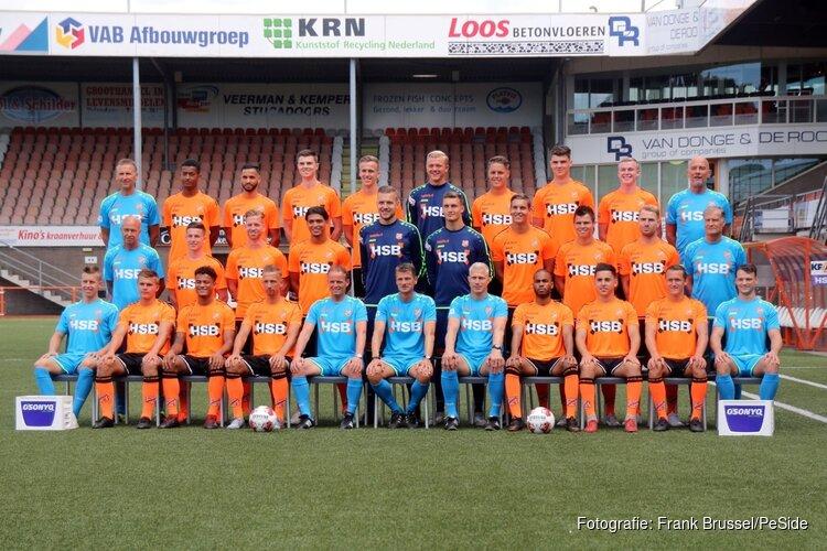 Ondermaatse tweede helft aan basis nederlaag tegen Jong PSV
