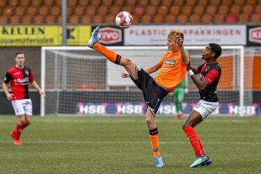 Treffers maken blijft een probleem voor Jong FC Volendam