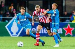 Eén doelpunt is genoeg voor Sparta tegen FC Volendam