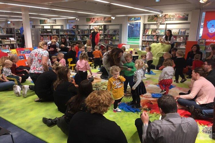 Dingen te doen voor kinderen in de bibliotheken