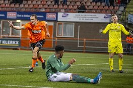 FC Volendam maakt het laat tegen Jong PSV