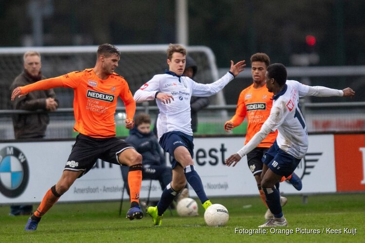 Koninklijke HFC kweekt vertrouwen tegen Jong FC Volendam