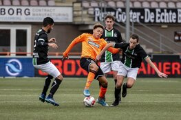 Problemen worden groter voor Jong FC Volendam, Scheveningen pakt in slotfase winst
