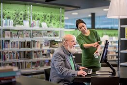 Computercursussen in de bibliotheken Purmerend en Volendam