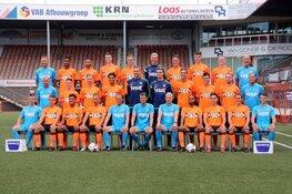 Top 3-notering op het spel tegen Jong Ajax