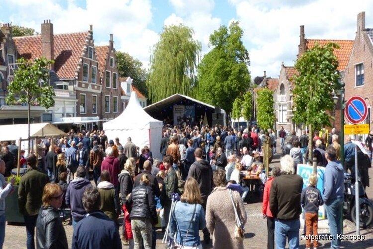 Kaaspop Edam slaat jaartje over: 'Niet gelukt om festival in najaar te organiseren'