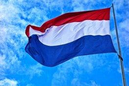Geen activiteiten op Koningsdag, 4 en 5 mei, wel vlaggen!