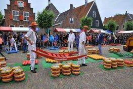 """Geen kaasmarkten deze zomer in Edam: """"Tragisch maar onvermijdelijk"""""""