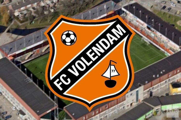 FC Volendam hervat training op 11 mei; jeugd herstart week later