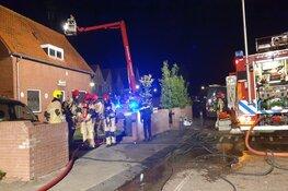 Gewonden bij brand in Volendamse woning