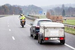 Bijna 2,5 miljoen verkeersovertredingen in eerste vier maanden 2020
