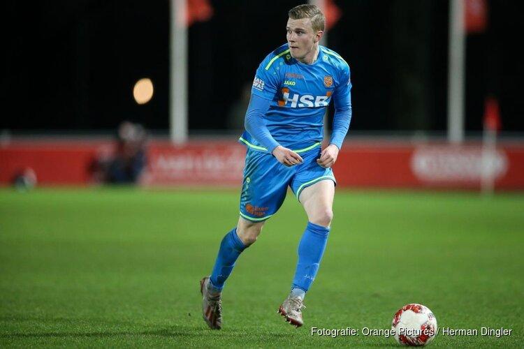 Derry John Murkin bekroont jaar van doorbraak met nieuw contract