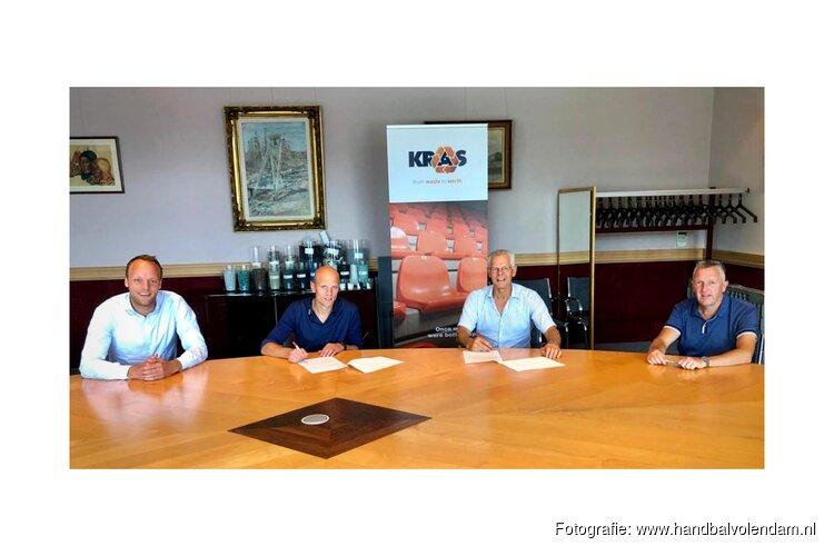 KRAS/Volendam verlengt met KRAS Recycling