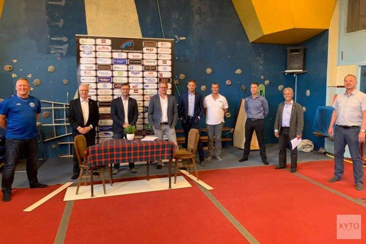 Huur en aannemersovereenkomst Gymsportcentrum Volendam ondertekend